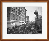 Atlantic Avenue, Atlantic City, NJ Fine Art Print