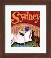 Sydney (A) Fine Art Print