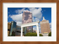 Ballys Casino & Brighton Park, Atlantic City Boardwalk, New Jersey, USA Fine Art Print