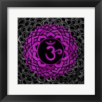 Sahasrara - Crown Chakra, Thousandfold Fine Art Print