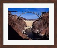 Hoover Dam Bypass Bridge Fine Art Print