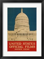 Capital Poster Fine Art Print
