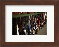 Dedication of Vietnam Veterans Memorial 1982 Fine Art Print