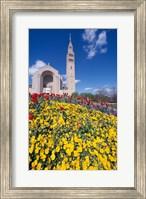 USA, Washington DC, Basilica of the National Shrine of the Immaculate Conception Fine Art Print