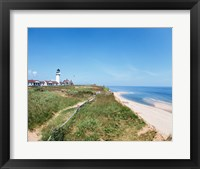 Cape Cod Lighthouse (Highland) North Truro Massachusetts USA Fine Art Print