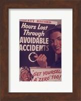 Safety Record Fine Art Print