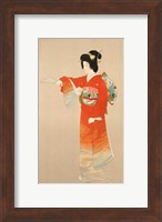 Board of Tourist Industry poster, Japanese Government Railways Fine Art Print