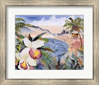 Hawaiian Orchids Fine Art Print