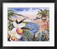 Hawaiian Orchids Fine Art Print