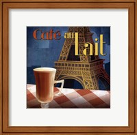 Cafe au Lait - mini Fine Art Print