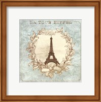 Tour de Eiffel - mini Fine Art Print