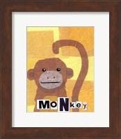 Monkey - mini Fine Art Print