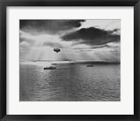 U.S. Navy Blimp Fine Art Print