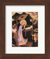 The Adoration of Jesus Fine Art Print