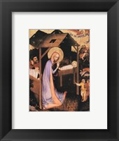 The Adoration of Jesus Fine Art Print
