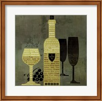 Wine to Live by II - special Fine Art Print