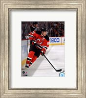 Zach Parise 2011-12 Action Fine Art Print