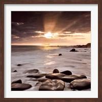 Nordic Sunset Fine Art Print