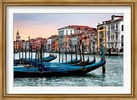 Dawn in Venice Fine Art Print