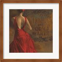 La Dance I Fine Art Print