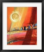 Sky of many suns I Fine Art Print