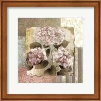 Botanical Hydrangeas Fine Art Print