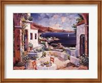 Arched Veranda Fine Art Print