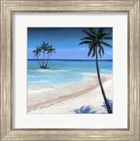 Palm island II Fine Art Print