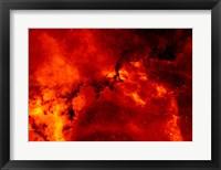 Rosette Nebula Fine Art Print