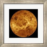Venus Globe Fine Art Print