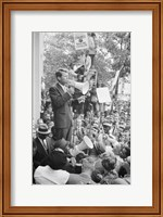 Robert F. Kennedy Core Rally Speech Fine Art Print