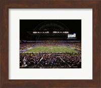 Lucas Oil Stadium Super Bowl XLVI Fine Art Print