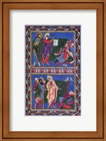 Moses and the Jews Fine Art Print