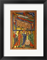 An Angel Warning the Sleeping Three Magi Not to Return to Herod Fine Art Print