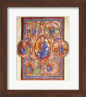 Creation of the world Fine Art Print