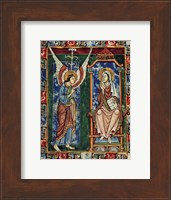 St. Albans Psalter Fine Art Print