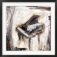 Imprint Piano Fine Art Print
