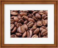 Roasted Coffee Beans Fine Art Print