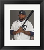 Prince Fielder 2012 Posed Fine Art Print