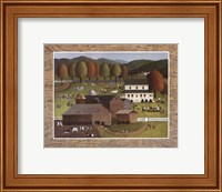 Family Barbecue Fine Art Print