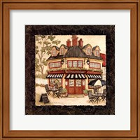 Quaint Cafe I Fine Art Print
