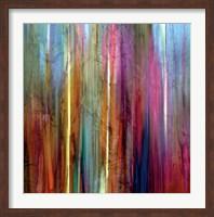 Sunset Falls I Fine Art Print