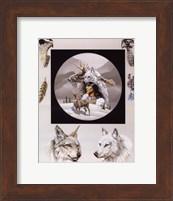Born Hunters Fine Art Print
