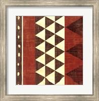 Patterns of the Savanna I Fine Art Print