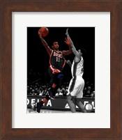 Monta Ellis 2011-12 Spotlight Action Fine Art Print