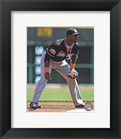 Hanley Ramirez 2012 sports Fine Art Print