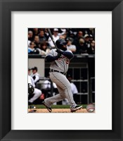 Prince Fielder 2012 Action Fine Art Print