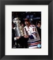 Mark Messier 1993-94 Stanley Cup Celebration Fine Art Print