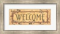 Welcome Fine Art Print