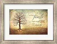 Love Of Two Hearts Fine Art Print